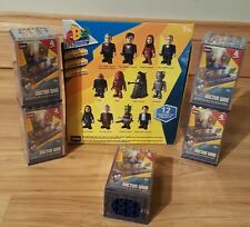 Doctor who micro figure - Brix - 5x mystery figures - Series 4 - free shipping