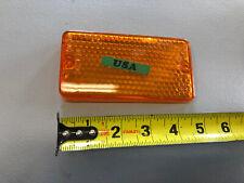 Fiat? Amber side marker lens