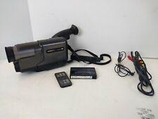 Hitachi Video Camera VM-E410A 24x Digital Zoom