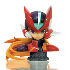 Megaman Zero ZX Double Hero Collection Three-dimensional bust Figure e-capcpm