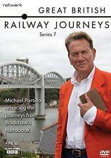 Great British Railway Journeys Series 7 Season Seven DVD Region 2