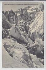 AK Solda, Sulden-Ferner vom Wege zur Halleschenhütte 1912