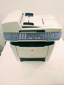HP LaserJet M2727nf Multifunction Printer Product CB532A Print/Fax/Copy WORKING