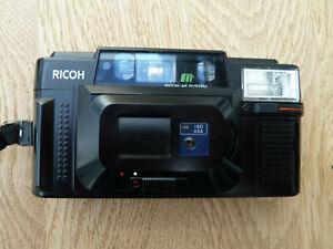 Ricoh FF-3AF Kompaktkamera analog, mit Rikenon 35 mm 1:3,2