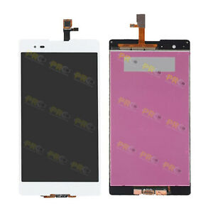 LCD Screen Assembly for Sony Xperia T2 Ultra without Frame WHITE