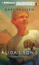 Alida's Song by Gary Paulsen (2013, MP3 CD, Unabridged)