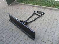 Schneeschild 125cm TGB Quad ATV Schneepflug Räumschild Schneeschieber *NEU*