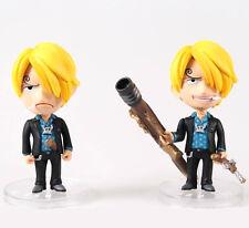 One Piece Strong World Black Leg Sanji PVC Figure Hong Kong Limited Edition