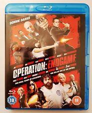 Blu-ray : OPERATION : ENDGAME [2011] Exc. Used Cond. 79 mins / 1080p / Region B