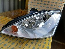 FORD FOCUS Headlight /  Left Hand Side '01-'04 | HELLA 1LE 010 198-051 BRAND NEW
