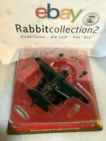 "DIE CAST "" MITSUBISHI A6M2B (ZERO MODEL 21)  "" WW2 AIRCRAFT COLLECTION1/72 (64)"