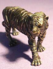 Brass/Bronze Sculpture of a Tiger