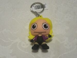 Monogram Figural Collectors Women of DC Universe Black Canary Keyring Keychain