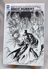 DC Comics Batman Unwrapped Andy Kubert Graphic Novel New  Cellophane