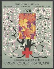 FRANKREICH/ Rotes Kreuz MiNr 1942/43 ** im Markenheft