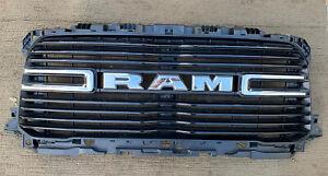 OEM 2019 2020 Dodge RAM 2500 3500 Bighorn Grille w/ Upper 68386825AF 19 20