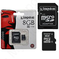 Original Speicherkarte Kingston Micro SD Karte 8GB für Phicomm Energy M+