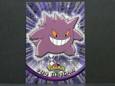 Gengar 94 Pokemon Card Topps Series 2 (Near Mint)