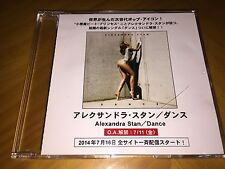 Alexandra Stan - Dance Japan Promo Sample 1-track CD RARE CDS-3691