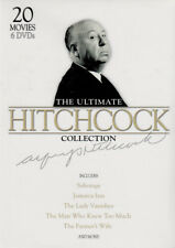 THE ULTIMATE HITCHCOCK COLLECTION (20 MOVIES) (BOXSET) (DVD)