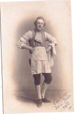 Signed Tom Jones  ''  Partridge '' 1915  Actor POSTCARD