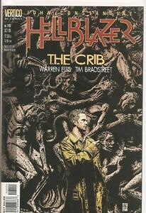 °HELLBLAZER #141 THE CRIB °US Vertigo 1999 Warren Ellis