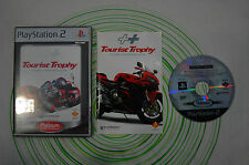 Tourist trophy platinum ps2 pal