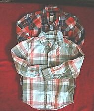 Boys Shirts size 6 OshKosh, Carters EUC