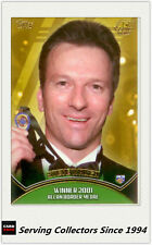 2001-02 Topps Gold Cricket Cards Record Breakers Card R5 Australia VS India