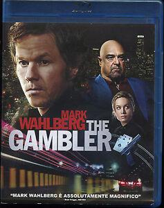The gambler  Blu-ray con Mark Wahlberg