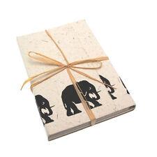Fair Trade Elephant Dung Stationery Writing Set