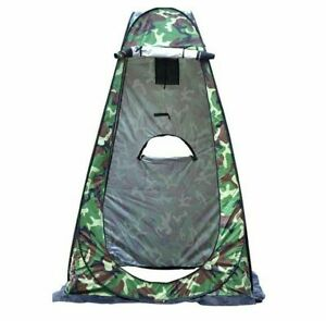 Camping Tent Shower Toilet Dressing Pop Up Privacy Beach Room Camouflage Shelter