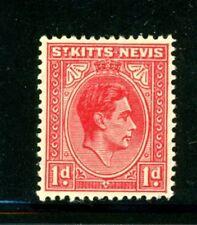 St. Kitts-Nevis Scott # 80 - MH