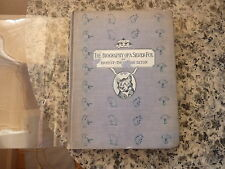The Biography of a Silver-Fox by Ernest Thompson Seton. 1st ed in original cloth