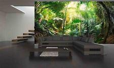 Jungle II  Wall Mural Photo Wallpaper  DECOR Paper Poster Free Paste