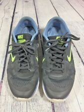 NIKE Training in Season 5 Womens Running Shoe Grey Blue Green Size 10 (US)
