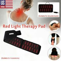 DGYAO LED Red Light Therapy Decive Infrared Light Back Pain Relief for Wife Mom