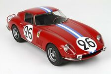 1966 Ferrari 275 GTB w/ Display Model Car by BBR in 1:18 Scale   BBR1825V