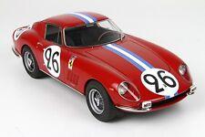 1966 Ferrari 275 GTB w/ Display Model Car by BBR in 1:18 Scale   BBR1825V