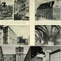 Stettin Szczecin 1930s Photo Book w/144 picture Pommern Pomerania Poland Germany