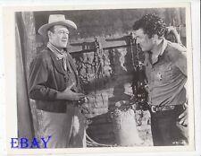 John Wayne Dean Martin Rio Bravo VINTAGE Photo