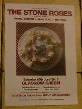 Stone Roses Indie & Britpop Concert Memorabilia