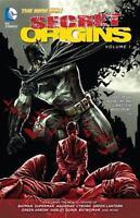 Secret Origins Vol. 1 (The New 52), Lemire, Jeff