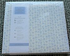 8x8 PAPERMANIA CAPSULE COLLECTION FRENCH LAVENDER SCRAPBOOK Album