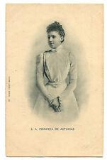 SPAIN.S.A. PRINCESA  DE ASTURIAS.ESPAGNE.PRINCESSE DES ASTURIES.