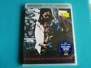 Lenny Kravitz - Are You Gonna Go My Way (Blu-ray Audio) NEW