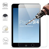 9H HD Premium Tempered Glass Film Screen Protector for iPad 6 5 4 3 2 Mini Air 1