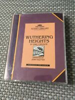 Emily Bronte - Wuthering Heights (2xCass Audio Book 1994)
