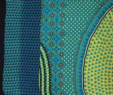 Indisch Baumwoll Stoff Dekorativ Handwerk Nähen Craft Stoff By The Metre