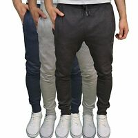Twisted Faith Mens Slim Leg Jogging Bottoms - Available in 3 Colours BNWT